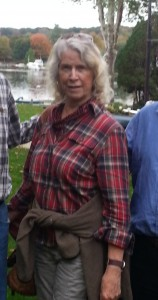 colleen cropped in plaid shirt