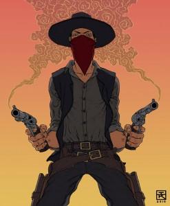 Gunslinger--2-fisted