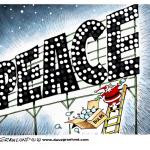 Santa-Peace