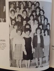 future nurses 1963